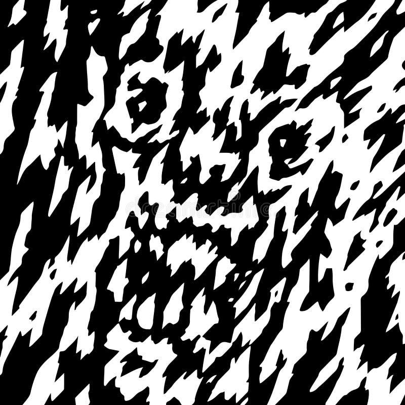 Il fronte spaventoso dell'illustrazione di vettore del fantasma del ` s del demone illustrazione di stock