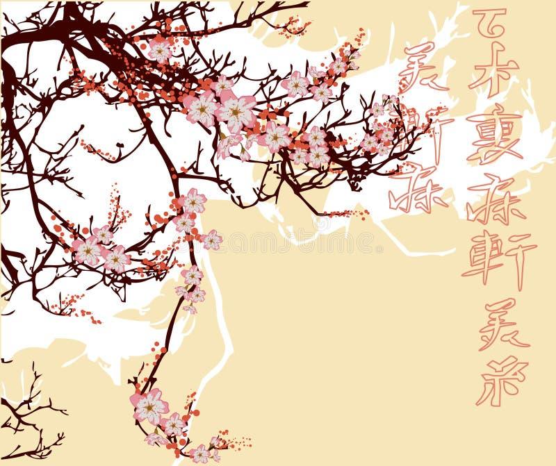 Il Giappone banner_2 royalty illustrazione gratis