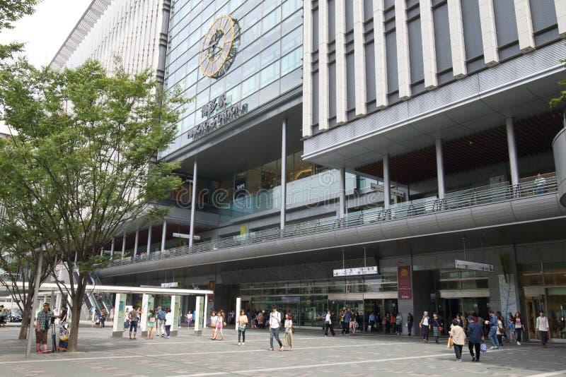 Il Giappone: Stazione di Hakata immagine stock