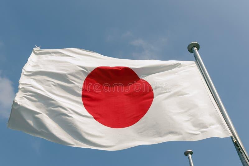 Il Giappone su vento immagini stock libere da diritti