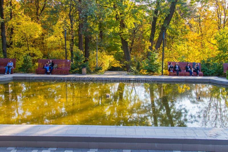 Il giardino botanico nazionale fotografie stock libere da diritti