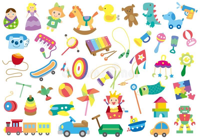 Il giorno dei bambini illustrazione vettoriale