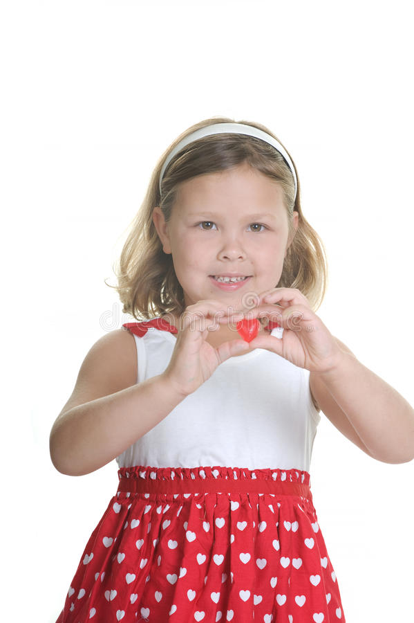 Il giorno del biglietto di S. Valentino felice immagini stock libere da diritti