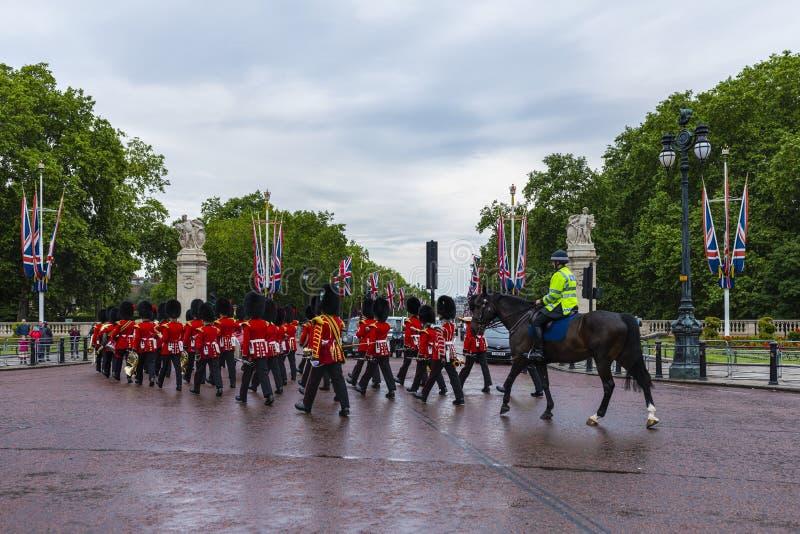 Il giorno della regina, l'8 giugno 2019 Londra Inghilterra immagine stock