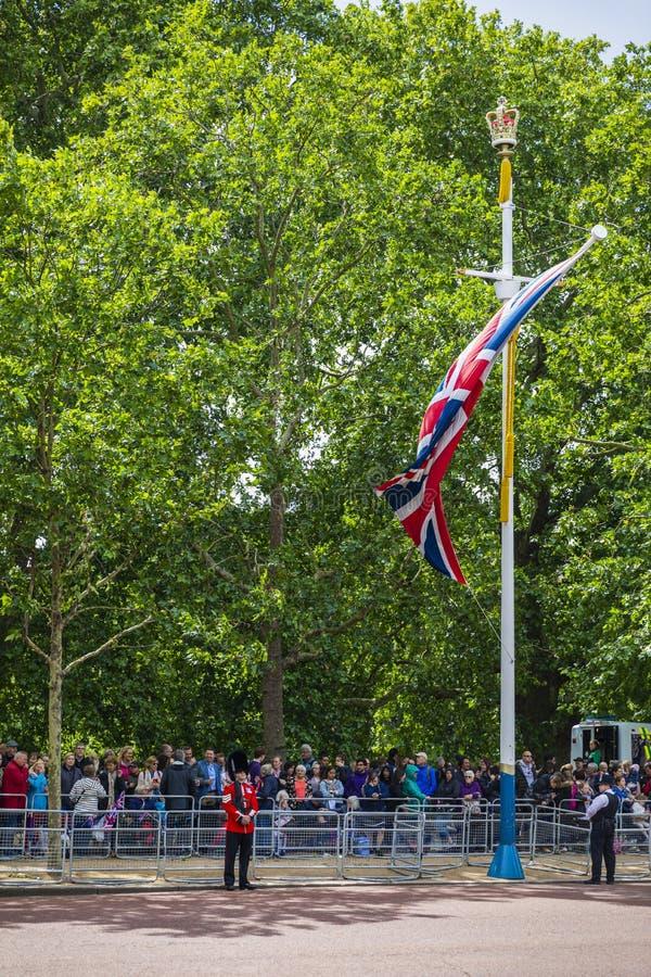 Il giorno della regina, l'8 giugno 2019 Londra Inghilterra fotografia stock