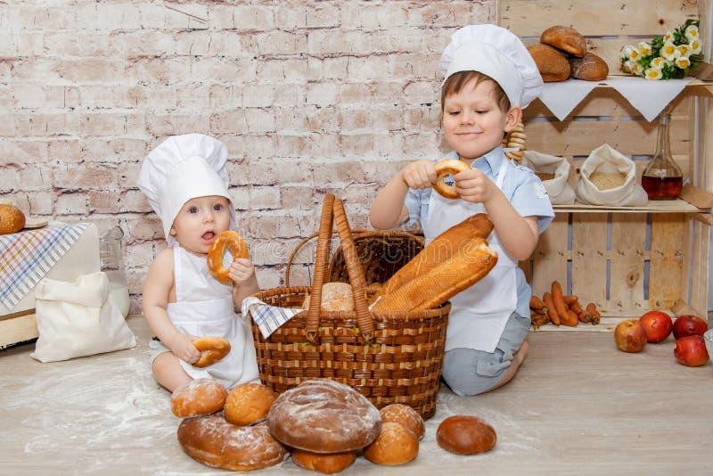 Il giovane cuoco unico fotografie stock libere da diritti