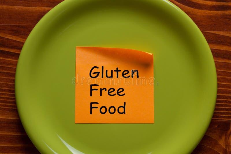 Il glutine libera l'alimento fotografia stock libera da diritti
