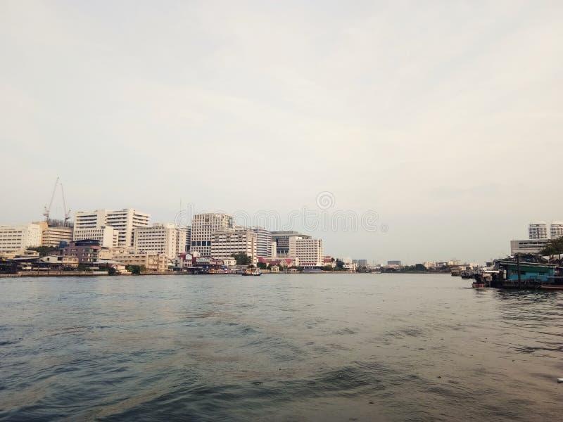 Il grande fiume fotografia stock libera da diritti