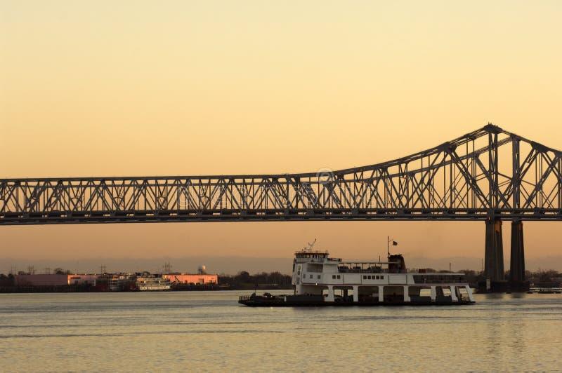 Il grande Mississippi fotografia stock libera da diritti