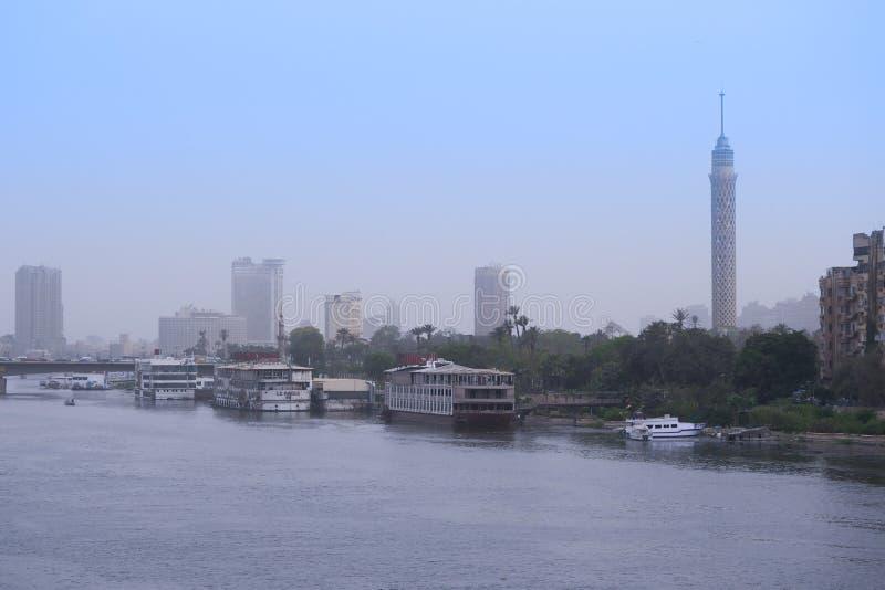 Il grande Nilo fotografie stock libere da diritti