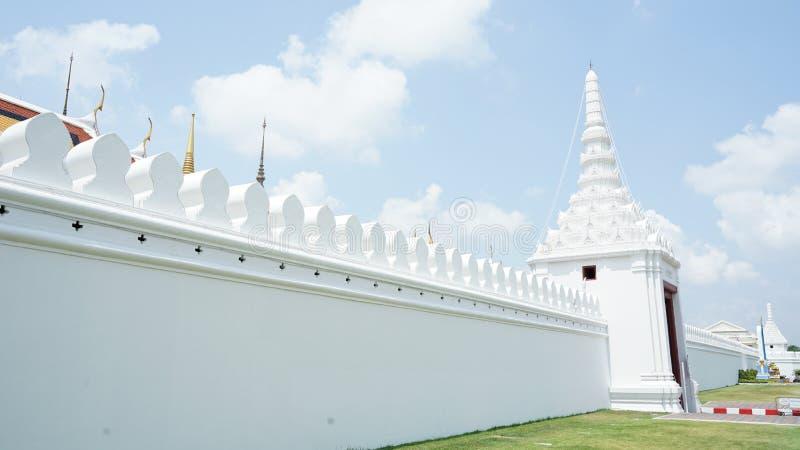 Il grande palazzo a Bangkok immagine stock