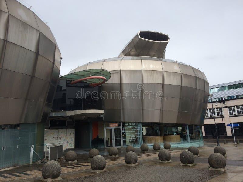 Il hub Sheffield fotografia stock