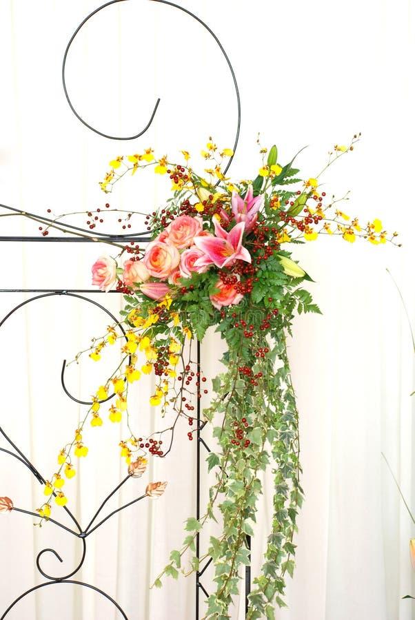 Il ikebana immagine stock