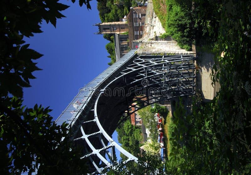 Il Ironbridge immagine stock