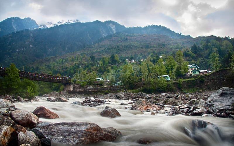 Il Kashmir India immagini stock libere da diritti
