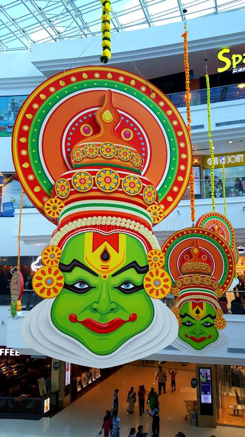 Il Kerala immagini stock