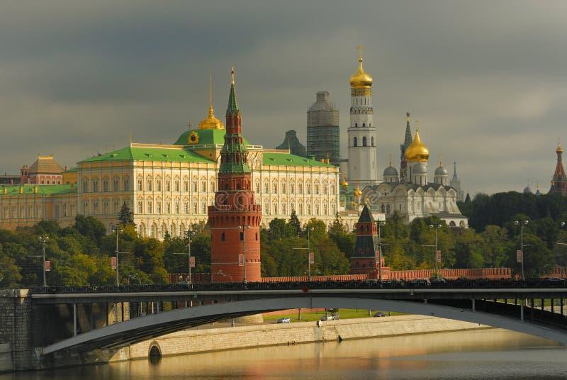 Il Kremlin a Mosca immagini stock