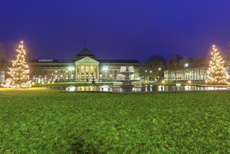 Parkhaus Kurhaus Wiesbaden