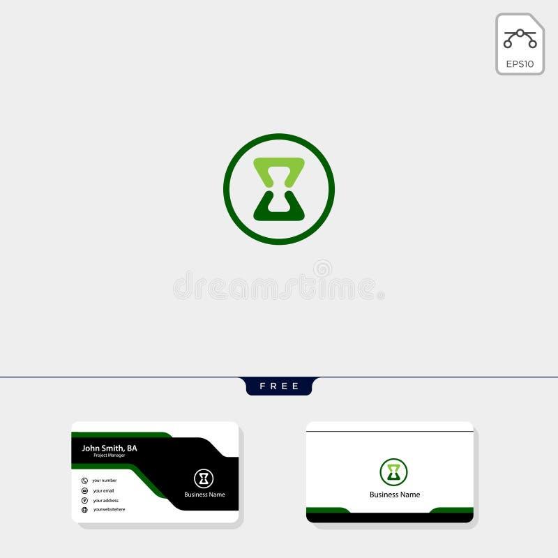 il laboratorio, salute, medicina, illustrazione creativa di vettore del modello di logo di cura, libera il vostro modello di prog royalty illustrazione gratis