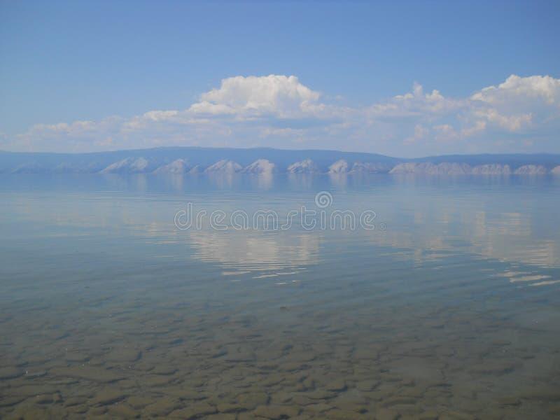 Il lago di Baikal fotografia stock libera da diritti