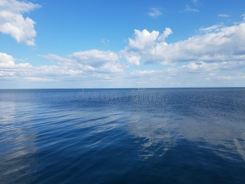 Il lago Superiore fotografie stock