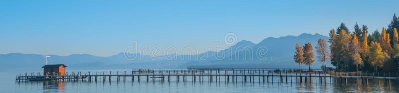 Il lago Tahoe fotografia stock libera da diritti