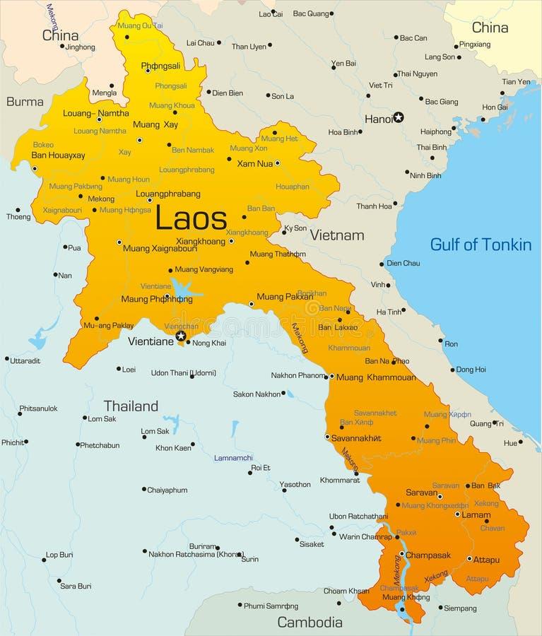 Il Laos
