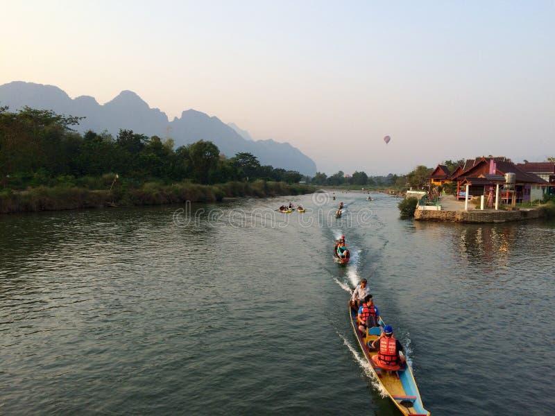 Il Laos di stupore immagini stock libere da diritti