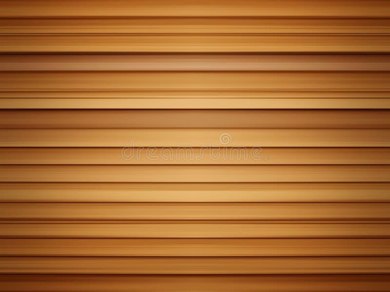 Il legno del Brown allinea la struttura immagine stock