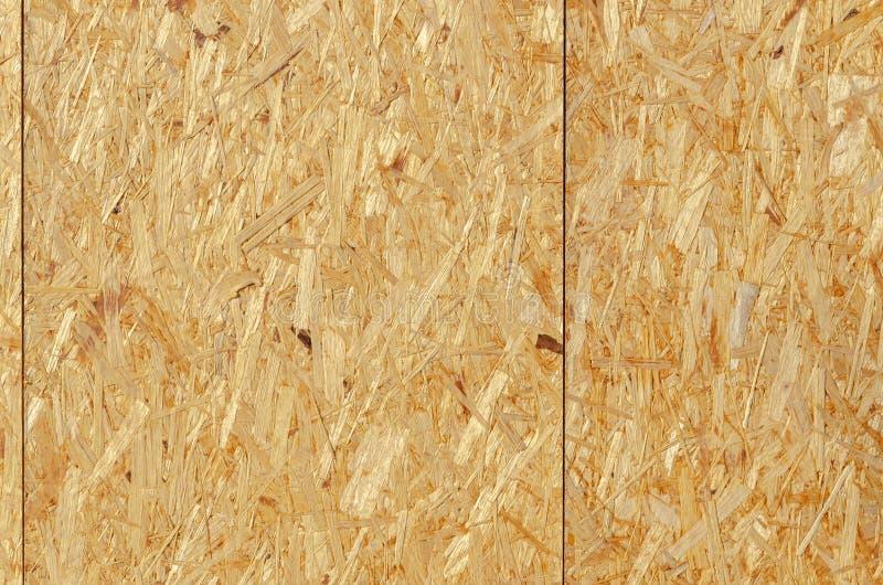 Il legno placca il fondo del MDF immagine stock