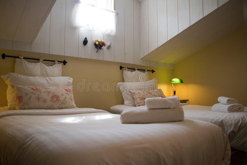 Il letto è il meglio per il giorno immagine stock libera da diritti