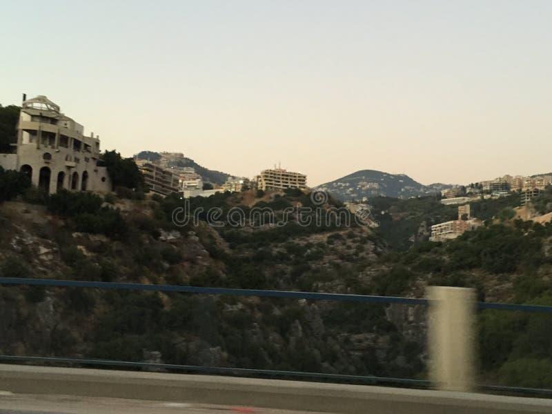 Il Libano del sud fotografie stock libere da diritti