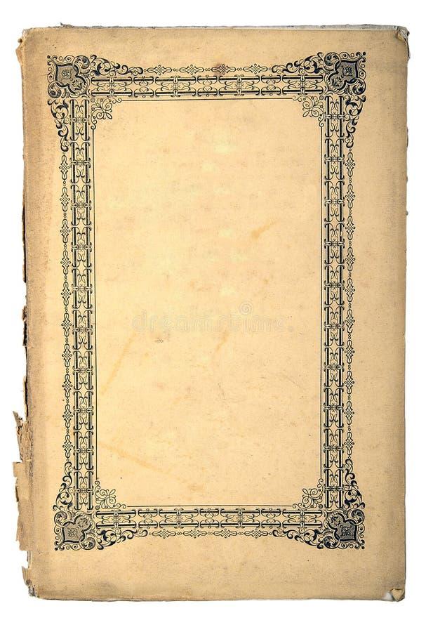 Il libro antico immagine stock libera da diritti