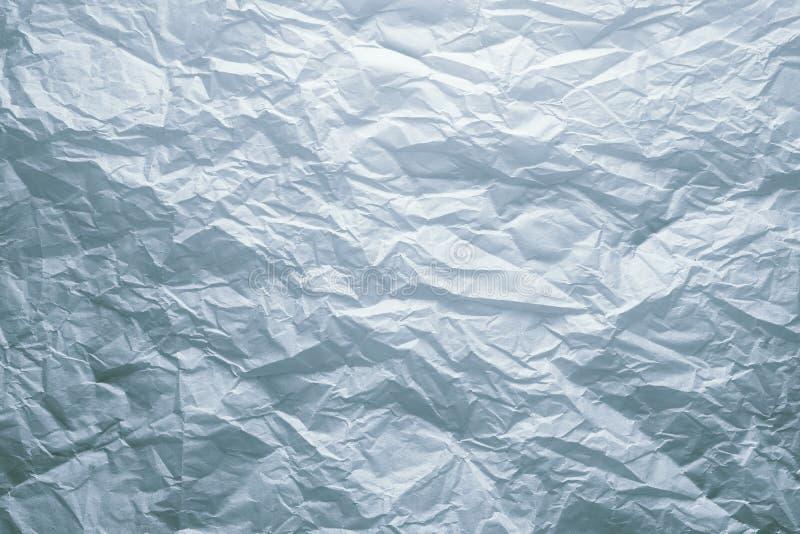 Il Libro Bianco corrugato ha strutturato il fondo nell'ambito di illuminazione lunatica scura drammatica immagine stock