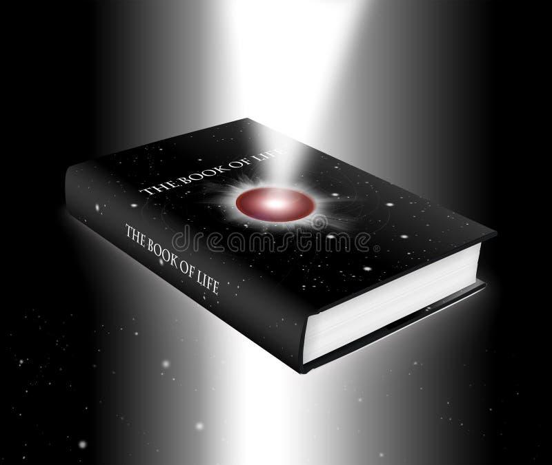 Il libro di vita royalty illustrazione gratis