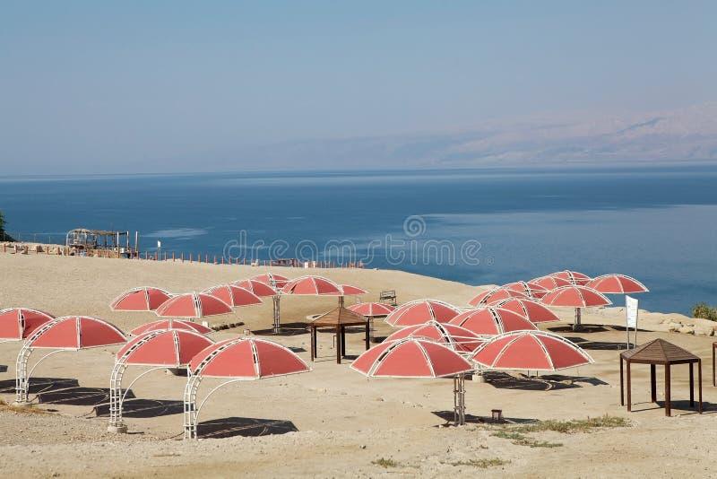 Il mar Morto fotografia stock