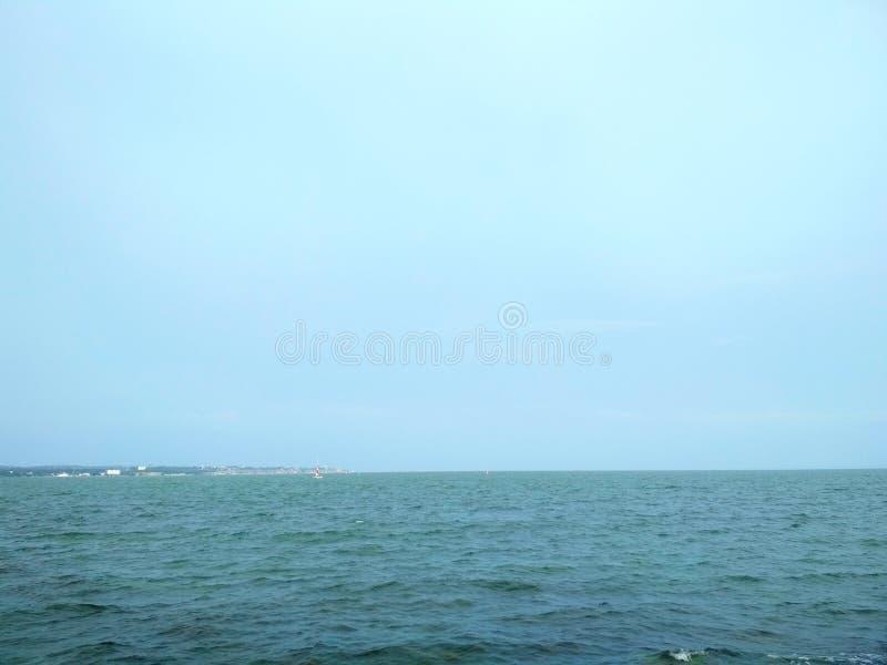 Il Mar Nero, Crimea fotografie stock