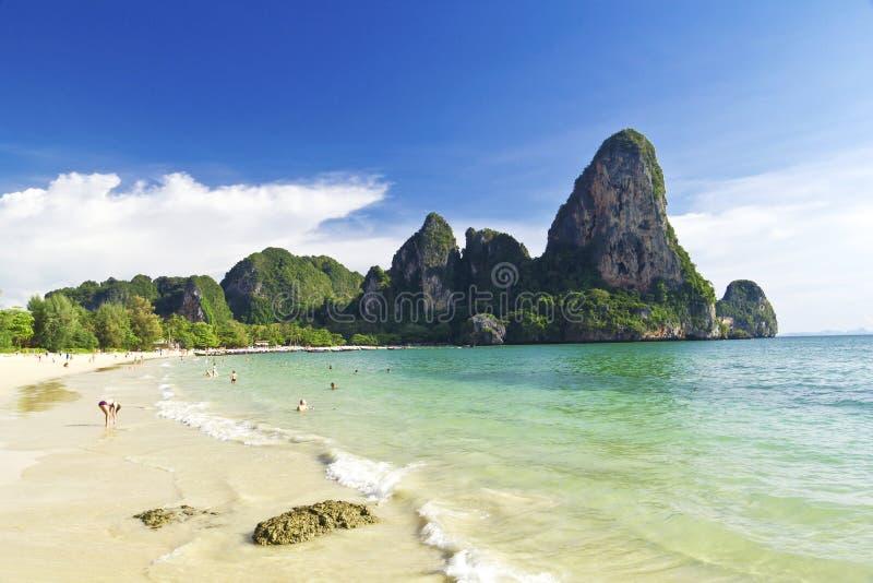 Il mare di Andaman immagine stock