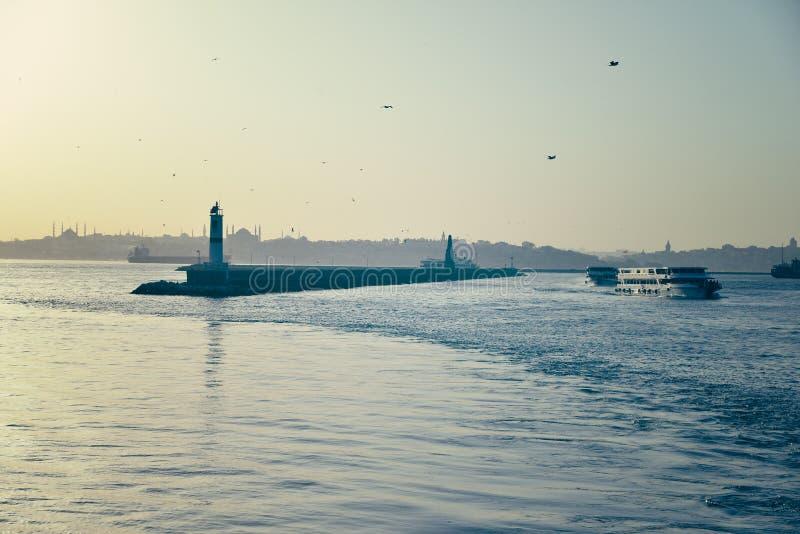 Il mare di Marmara immagini stock libere da diritti