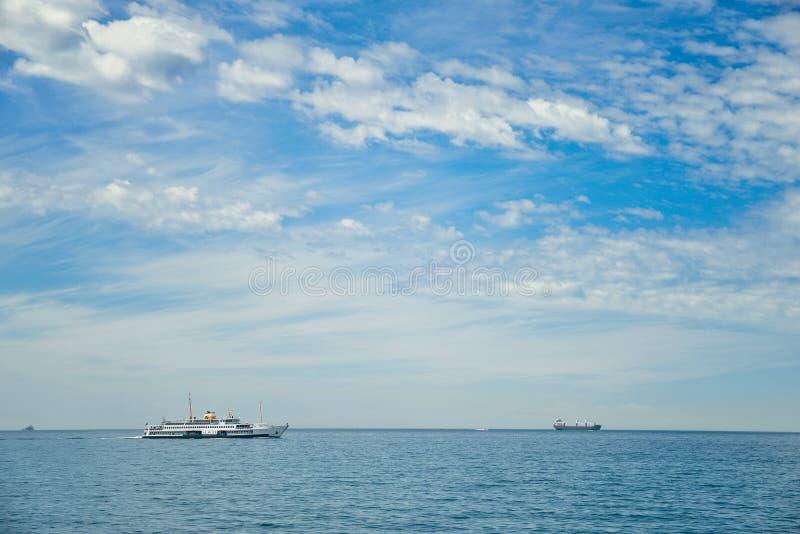 Il mare di Marmara immagini stock
