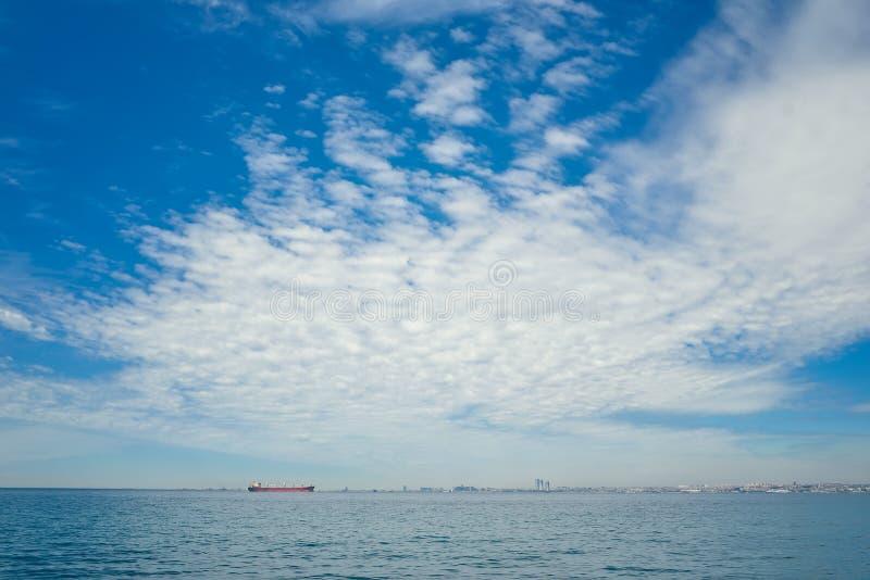 Il mare di Marmara fotografia stock