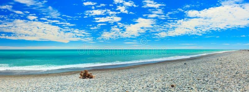 Il mare di Tasman fotografia stock