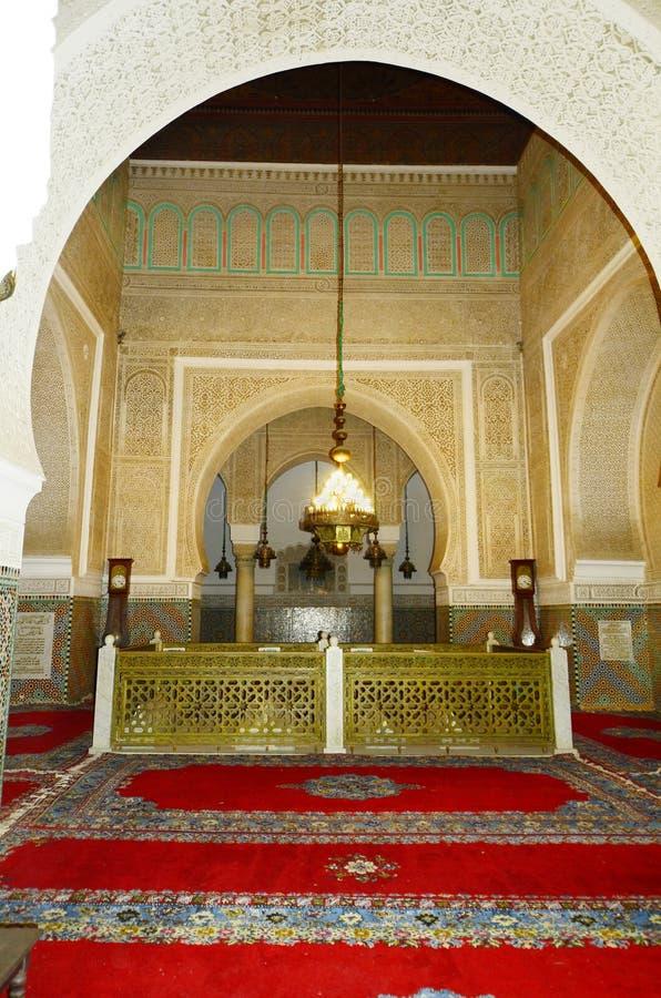 Il Marocco, Meknes fotografie stock libere da diritti