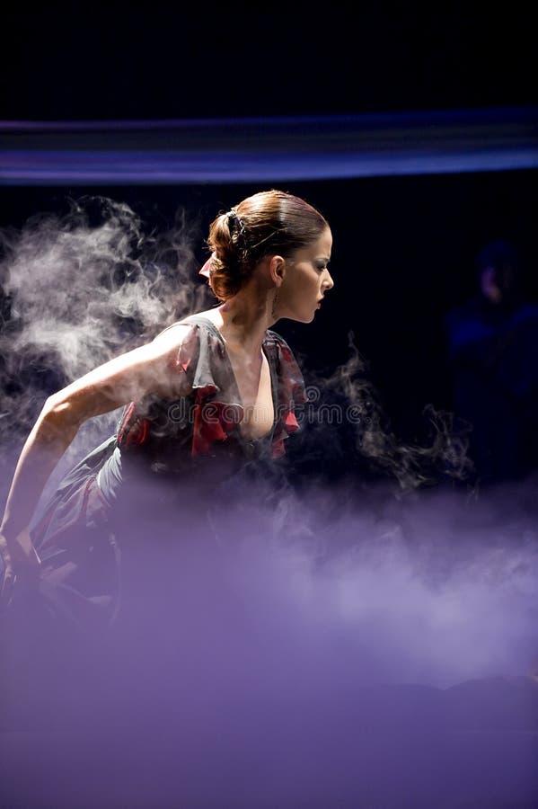 Il migliore dramma di ballo di flamenco: Carmen immagini stock