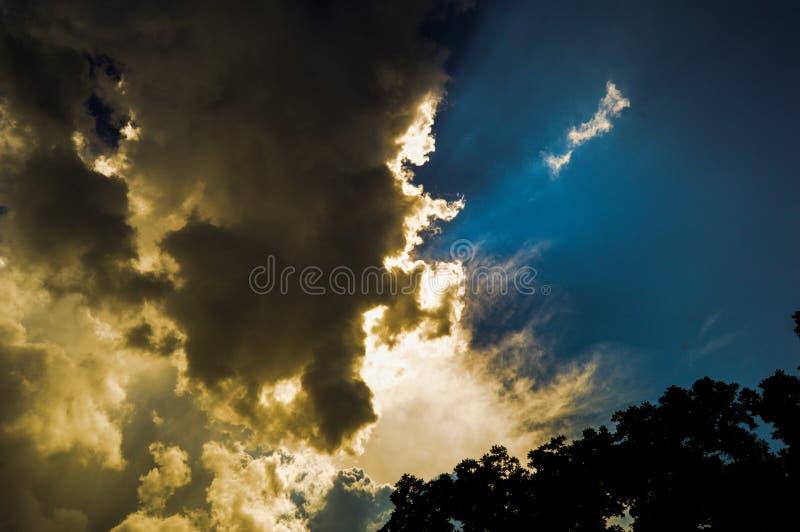 il mio sole voi immagini stock libere da diritti