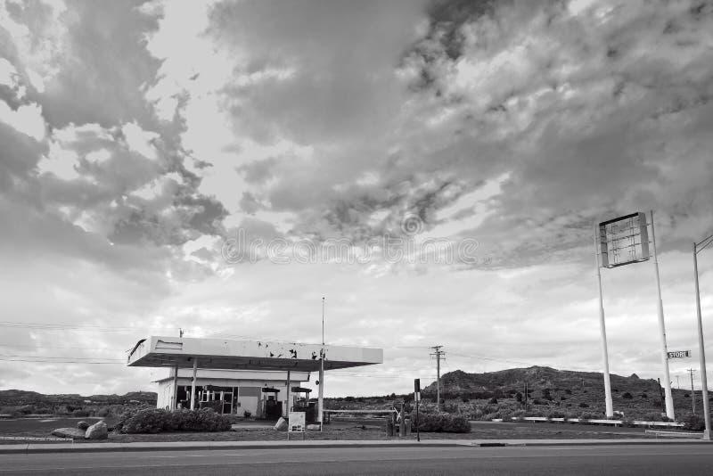 Il mito di Route 66 immagine stock libera da diritti