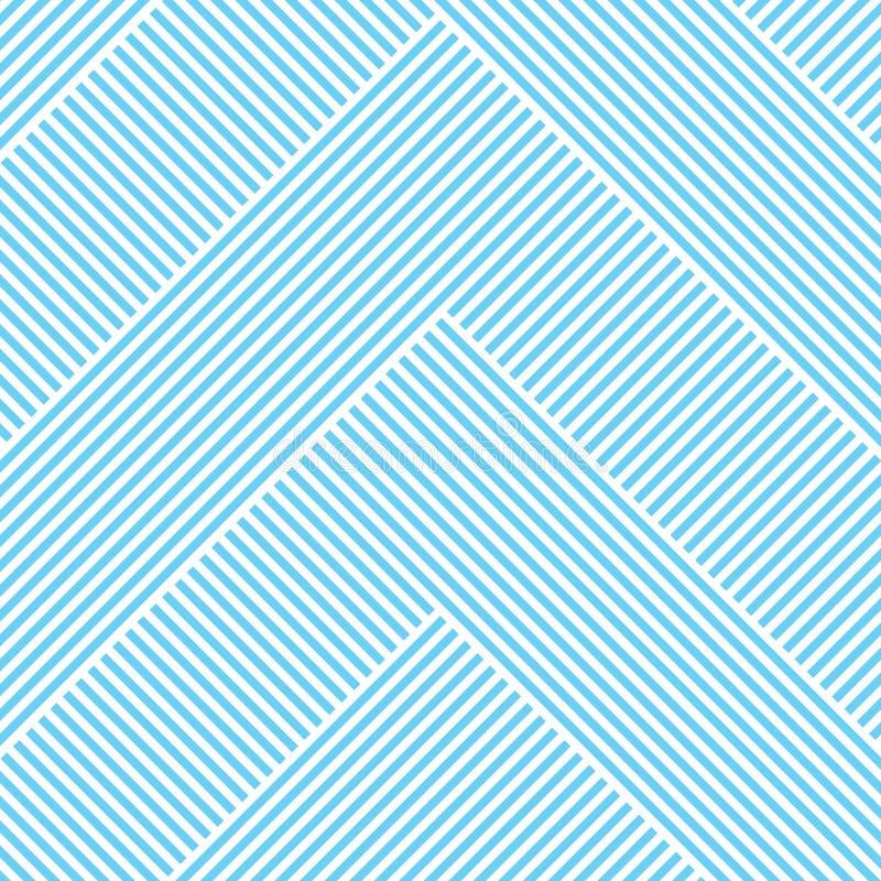 Il modello vuoto di affari per la disposizione per la diagonale del buono del manifesto di promozione della cartolina d'auguri de illustrazione vettoriale