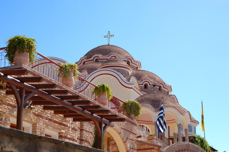 Il monastero dell'arcangelo Michael immagine stock
