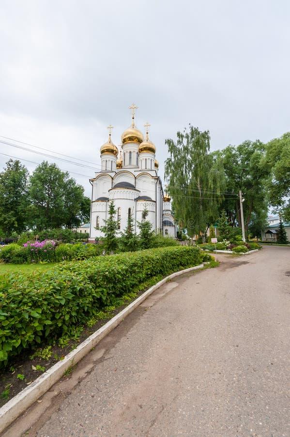 Il monastero delle donne di Nikolsky fotografia stock