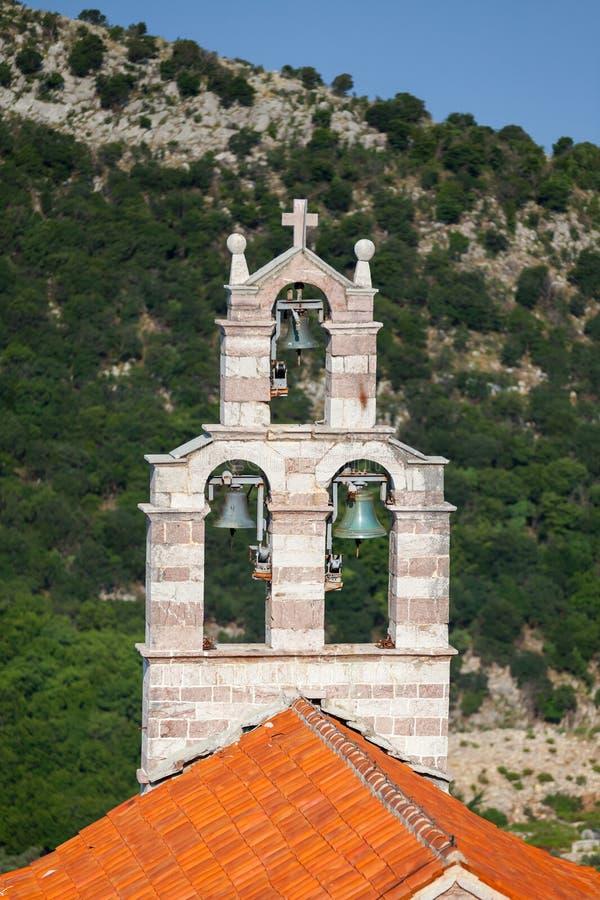 Il monastero Gradiste, Montenegro fotografia stock libera da diritti